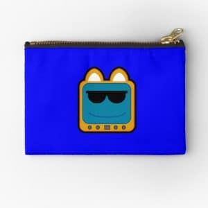 T.v Kitty Cool Glasses 1 Zipper Pouch 5d2edb9fd43f8.jpeg