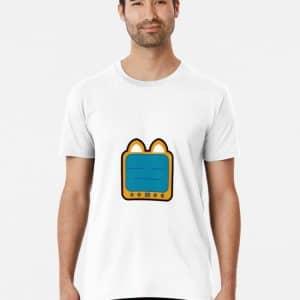 T.v Kitty Lame Face Premium T Shirt 5d310617d4629.jpeg