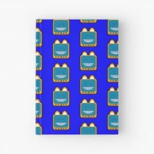T.v Kitty Lol 2 Hardcover Journal 5d3120df34933.jpeg