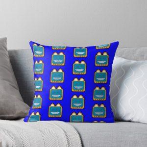 T.v Kitty Lol 2 Throw Pillow 5d3122021983d.jpeg